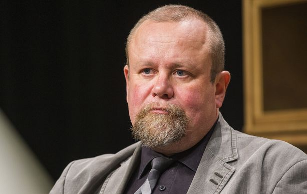 Ylilääkäri Hannu Lauerma