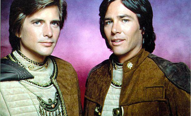 Alkuperäisessä Taisteluplaneetta Galacticassa kaikki keskeiset roolihahmot olivat miehiä.