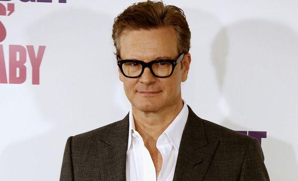 Colin Firth antoi syrjähypyn vaimolleen anteeksi.