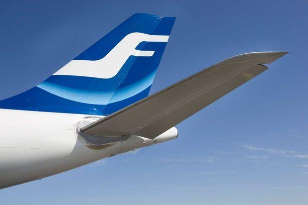 100-paikkaisessa koneessa oli 35 matkustajaa.