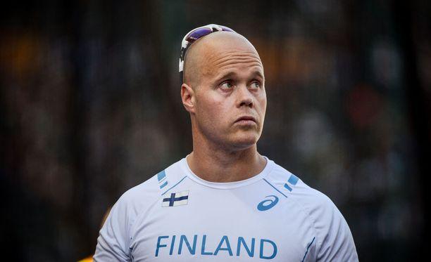 David Söderbergin komea ura jatkuu.