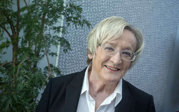 Anna-Kaisa Hermunen on kuollut. Kuva vuodelta 2013.