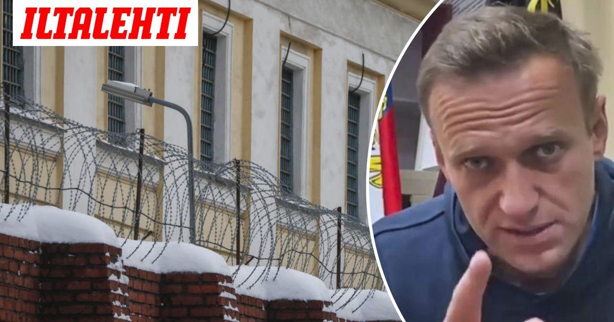 Tällaisessa vankilassa Navalnyi parhaillaan istuu  Putin lähettää...