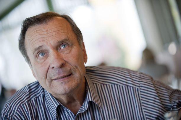 Reijo Taipale kuoli 79-vuotiaana.