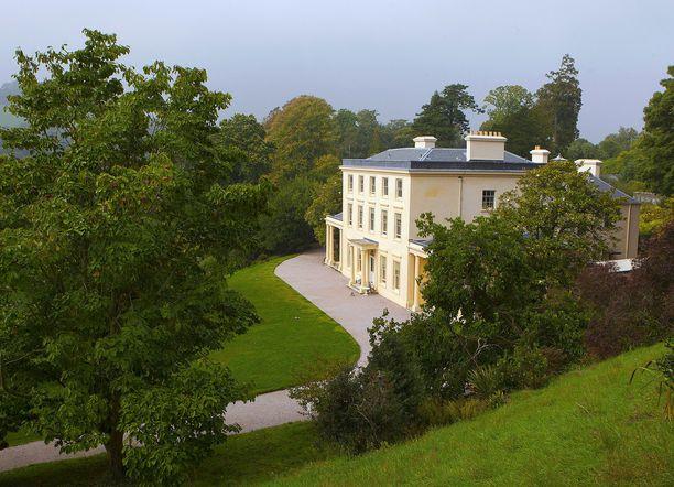 Agatha Christie osti Greenway Housen kesäasunnokseen vuonna 1938.