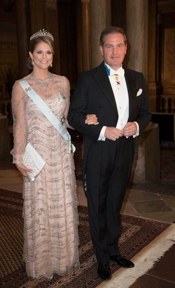 Chris O'Neillin asema prinsessa Madeleinen rinnalla vaatii herkkätunteisuutta.