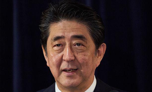 Japanin pääministeri Shinzo Abe ei arvostanut israelilaisen huippukokin tuotoksia.