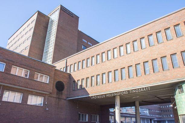 Helsingin käräjäoikeus vangitsi kaksi törkeistä rikoksista epäiltyä.