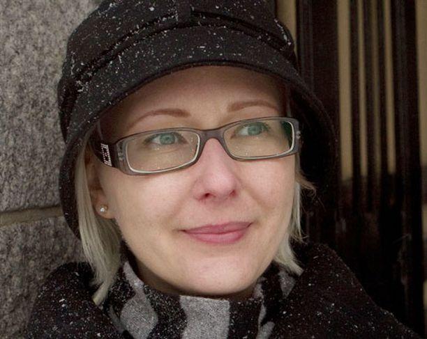 Suosikki 1 Kieliä opiskellut turkulainen Maria Lohela, 32, työskentelee käännöstoimistossa projektipäällikkönä.