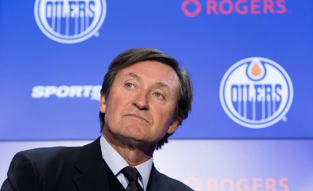Wayne Gretzkyn mukaan katsojat rakastavat maalintekijöitä.