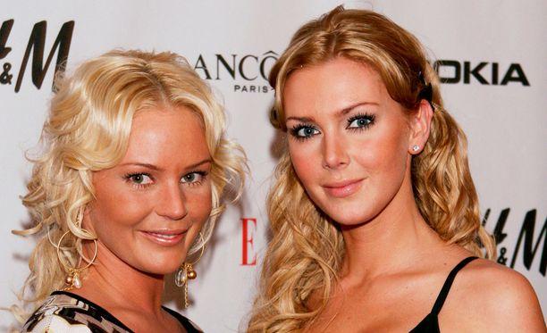 Magdalena ja Hannah Graaf taikoivat ysärillä yhden ison hitin Graaf Sisters -lauluduona.