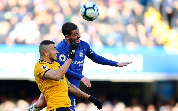 Eden Hazard pelasti Chelsean kotitasuriin.