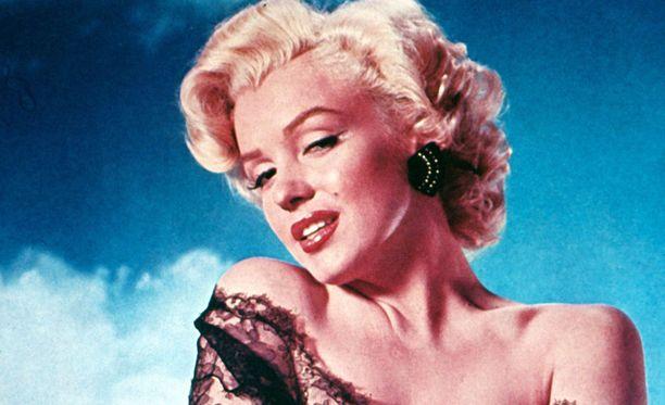 ...tuli maailman tunnetuin seksisymboli Marilyn Monroe.