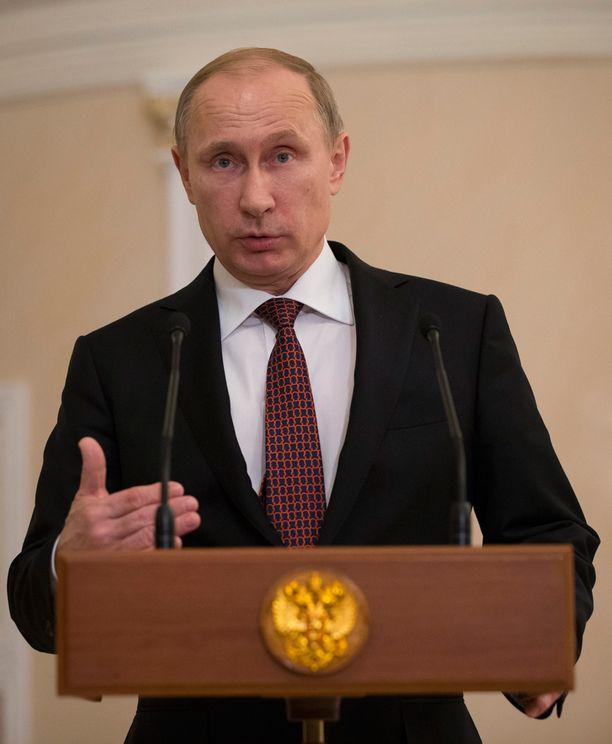 Venäjä on toistuvasti kiistänyt osallisuutensa konfliktiin.