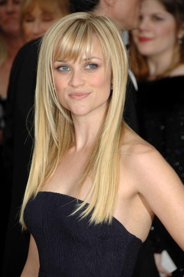Reese Witherspoon on pysynyt tyylilleen uskollisena vuosikaudet.