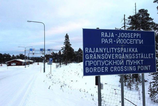 Rajaliikennettä on pitänyt säännöstellä turvapaikanhakijoiden kasvaneen määrän vuoksi.