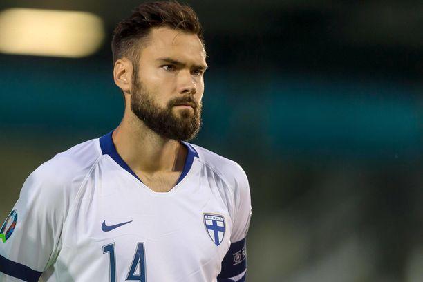 Tim Sparv jättää Midtjyllandin.
