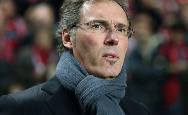 Laurent Blanc on johdattantut PSG:n Ranskan liigan kärkeen ja Mestarien liigan neljännesvälieriin, mutta käytöstavoissa on vielä oppimista.