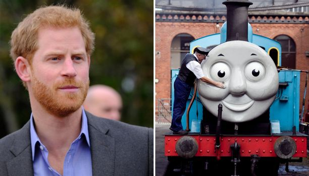 Prinssi Harry tähdittää suosittua lastenohjelmaa. Epäillään, että hänen osuutensa on nauhoitettu jo tammikuussa.