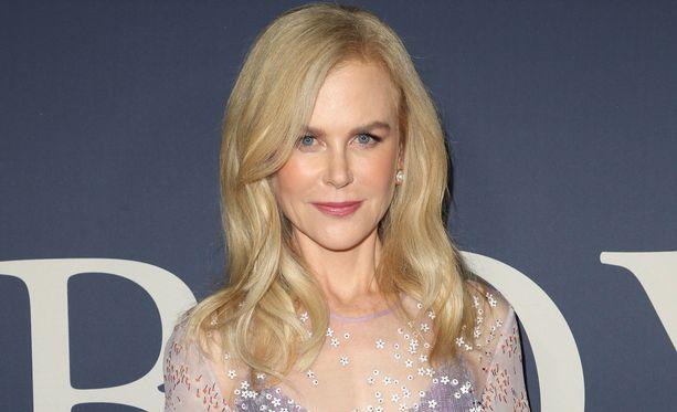 Nicole Kidmanilla on kaksi adoptiolasta ja kaksi biologista lasta.
