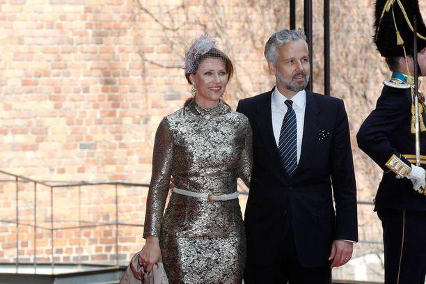 Märtha Louisen ja Ari Behnin viimeiseksi yhteiseksi edustustilaisuudeksi jäi Ruotsin kuningas Kaarle Kustaan syntymäpäivät keväällä 2016.