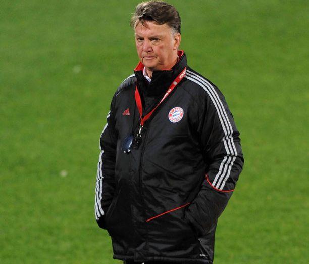 Louis van Gaal valmentaa Bundesliigan arvokkainta joukkuetta.