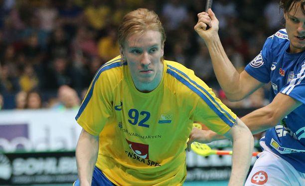 Ruotsin tähti Alexander Rudd pitää Mika Kohosta kaikkien aikojen parhaimpana pelaajana.