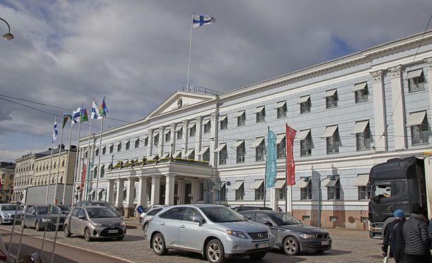 Sote- ja maakuntauudistuskapinaa on viritelty muun muassa Helsingin kaupungintalolla.