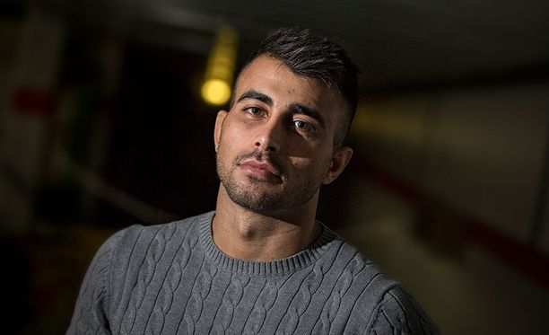 Makwan Amirkhani osallistui Mr. Finland -kisoihin viisi vuotta sitten.
