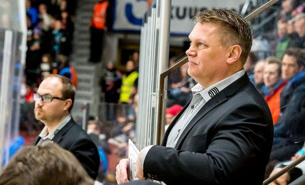 Pekka Virta haastoi ja onnistui - ensimmäisenä SM-liigan historiassa.