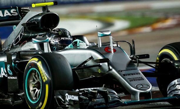 Nico Rosbergin ja Mercedeksen kotikisan ratavalinta ei noudata aiempien vuosien logiikkaa.