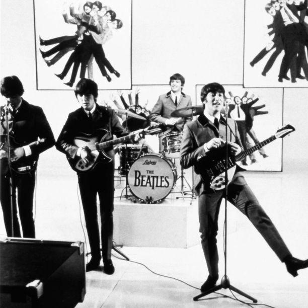 Beatles ei ehtinyt seitsemänvuotisen uransa aikana esiintyä Suomessa.