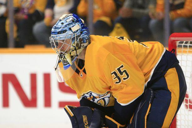Pekka Rinne muisti vastustajan kunnioittamisen, vaikka unelma Stanley Cupista mureni jälleen.
