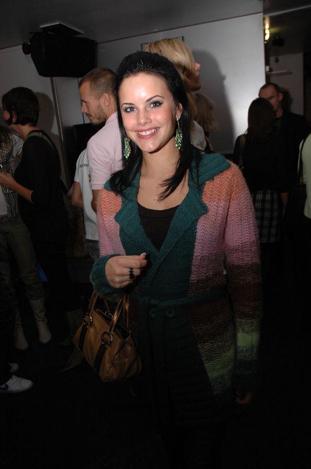 Tältä prinsessa Sofia näytti vuonna 2005.