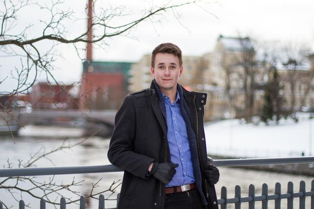 21-vuotias Juho Räty puuttui kiusaamiseen pari vuotta sitten bussipysäkillä.