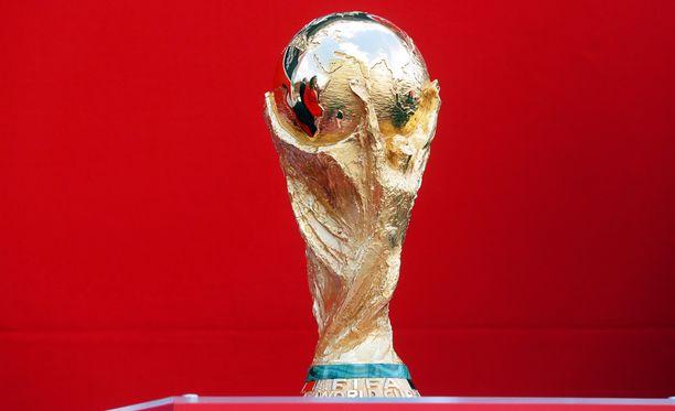 32 joukkuetta taistelee Jules Rimet -pokaalista Venäjän MM-kisoissa.