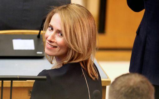 Viro sai uuden hallituksen – maan ensimmäinen naispääministeri Kaja Kallas tviittasi ensi töikseen suomeksi