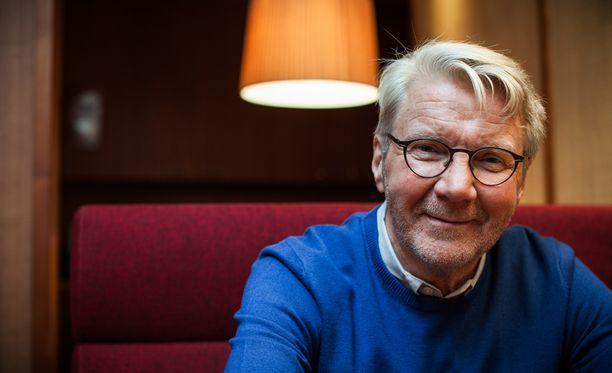 Pirkka-Pekka Peteliuksen sydän sanoi, että nyt on aika uudelle musiikille.