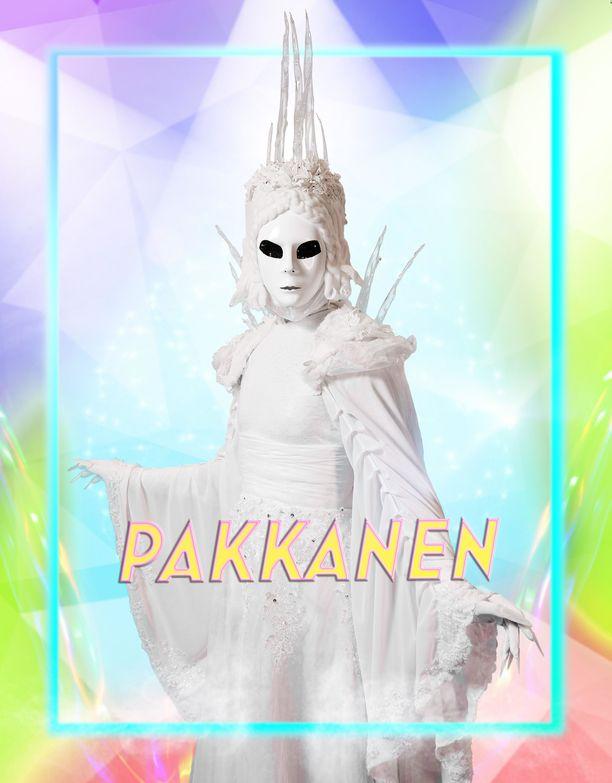 Hahmo nimeltä Pakkanen sai tuomarit hämilleen upealla esityksellään.
