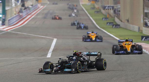 F1-sarjaa ajetaan ensi kaudella Miamissa. Kuvituskuva.