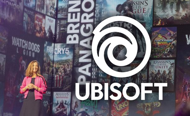 Ubisoft piti lehdistötilaisuutensa maanantaina.