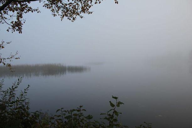 Sumupilvet ovat olleet paikoin sakeita ympäri Suomen, vaikka sää on ollut pääasiassa sateetonta.
