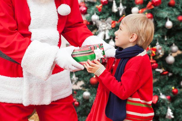 Joulupukki löytää hotelliinkin.