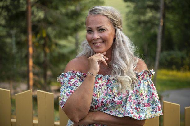 Johanna Pakonen sai uransa alkuaikoina kuulla kiloistaan.