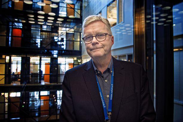 Valviran johtaja Markus Henriksson on sitä mieltä, että päihdepalveluja ja opiskelijaterveydenhuoltoa pitäisi kehittää.
