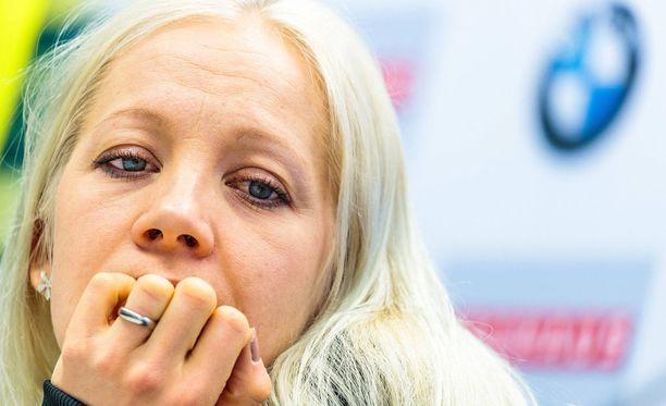 Kaisa Mäkäräinen lähtee MM-normaalimatkalle numerolla 83.