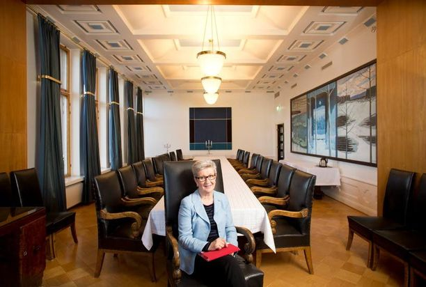 Suonoja jätti eilen puheenjohtajan tehtävät Alkon, Finavian, Finnpilot Pilotagen ja Leijona Cateringin hallituksissa.