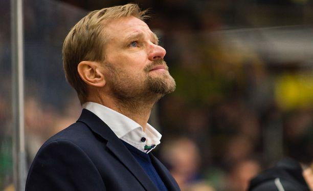 Pelicansin päävalmentaja Petri Matikainen kohtasi edesmenneen Erkki Laineen omalla pelaajaurallaan.