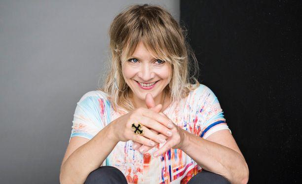 Jonna Tervomaa julkaisi tuoreimmaan Ääni-albuminsa viime vuonna.