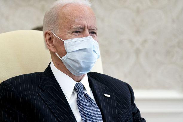 Joe Biden ei ole järjestänyt presidenttinä yhtäkään virallista lehdistötilaisuutta.